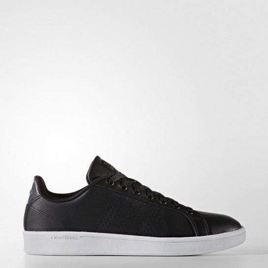 Adidas Neo Cloudfoam Advantage Clean - Preto