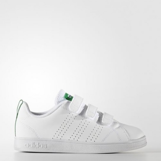 Adidas Neo Vs Advantage Clean Cmf C - Verde