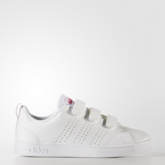 Adidas Neo VS Advantage Clean CMF C - Rosa