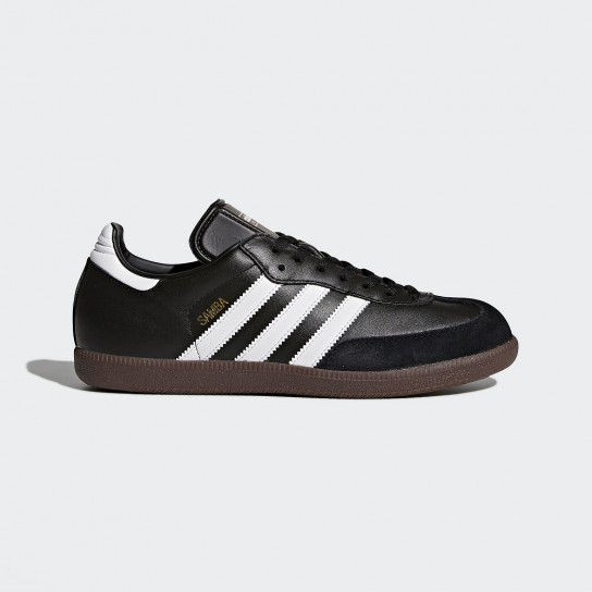 Adidas Samba Leather - Preto