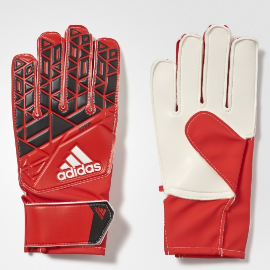 Luva guarda redes Ace Júnior Adidas - Vermelha