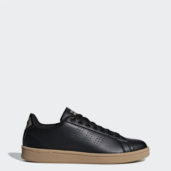 Adidas Cloudfoam Advantage Clean - Preta