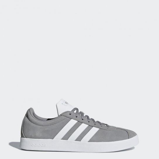 Adidas VL Court 2.0 - Cinza/Branco