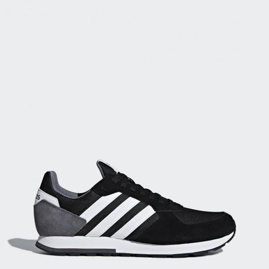 Adidas 8K - Preto/Branco