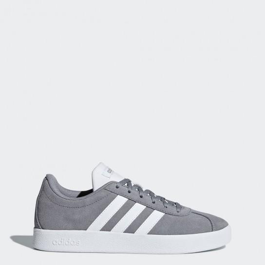 Adidas VL Court 2.0 K - Cinza