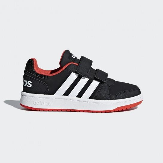 Adidas Hoops 2.0 CMF C - Preto
