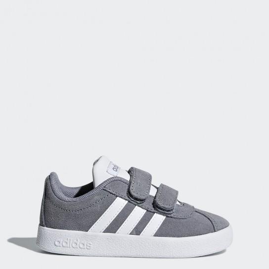 Adidas VL Court 2.0 CMF I - Cinza