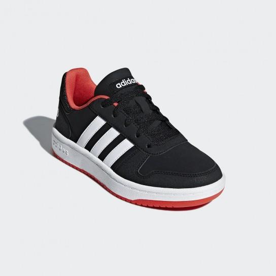 Adidas Hoops 2.0 K - Preta