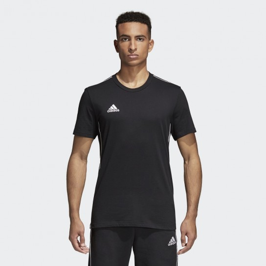 T-shirt Adidas Core 18 - Preto
