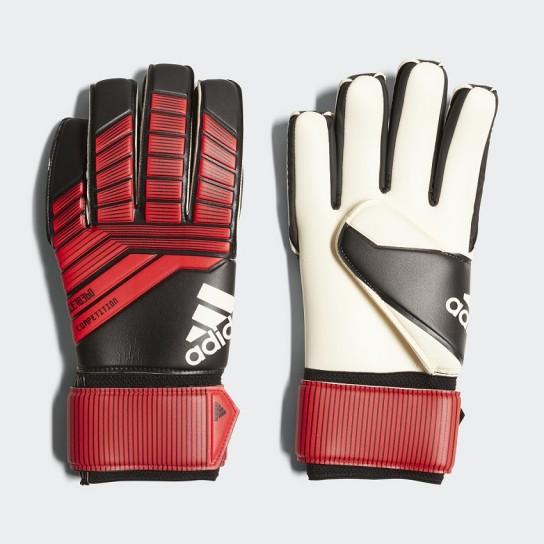 Adidas Predator Competition - Preto/Vermelho