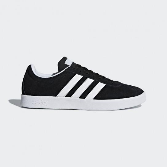 Adidas VL Court 2.0 W - Preto/Branco
