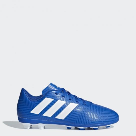 Adidas Nemeziz 18.4 FXG J - Azul