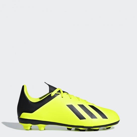 Adidas X 18.4 Fxg J - Amarela