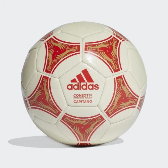 Bola futebol Adidas Conext 19 Capitano - Cru