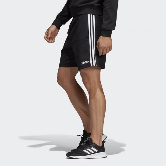 Calção Adidas Essentials 3Stripes - Preto