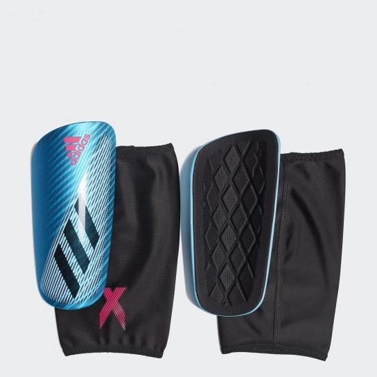 Caneleira Adidas X Pro - Azul