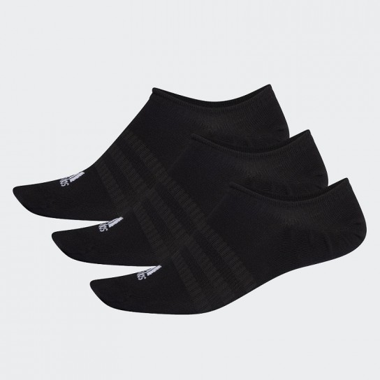 Meias Adidas Light Nosh 3PP - Preto