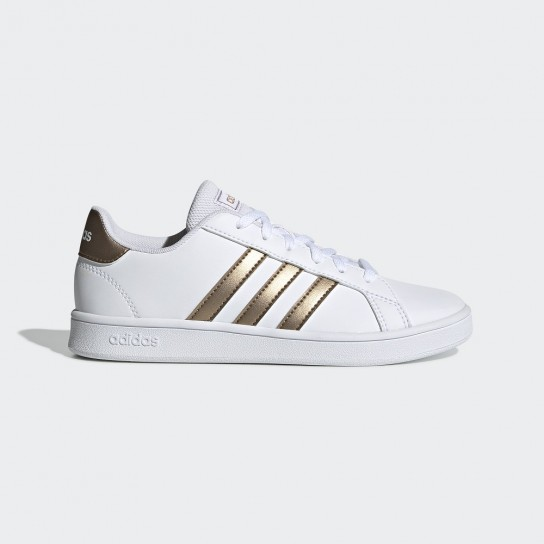 Adidas Grand Court K - Rose Gold