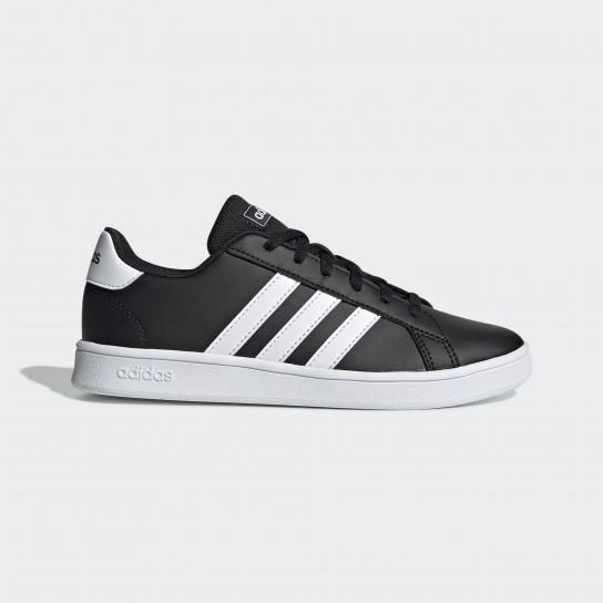 Adidas Grand Court K - Preto