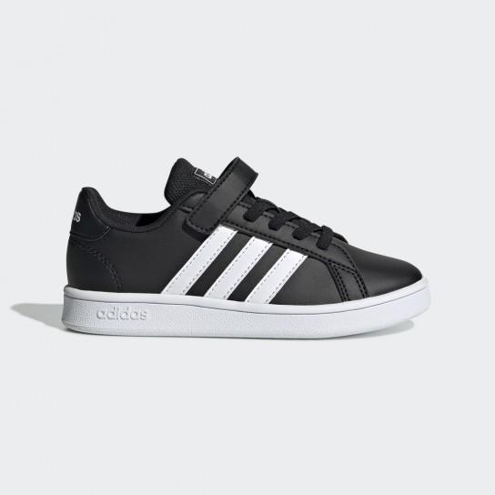 Adidas Grand Court C - Preto/Branco