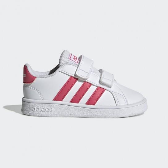 Adidas Grand Court Inf - Rosa