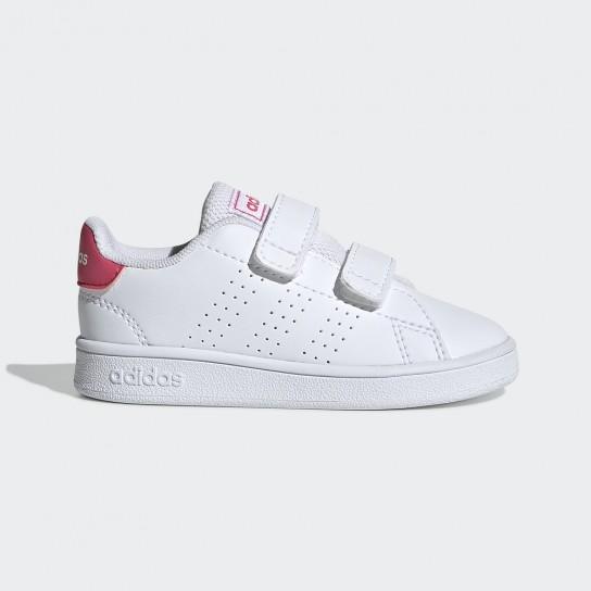 Adidas Advantage Inf - Rosa