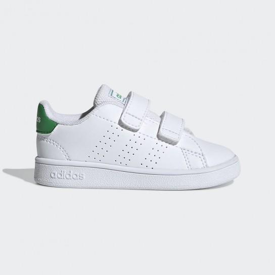 Adidas Advantage Inf - Verde