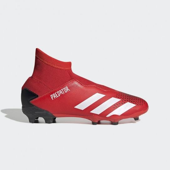 Adidas Predator 20.3 LL FG J - Vermelho