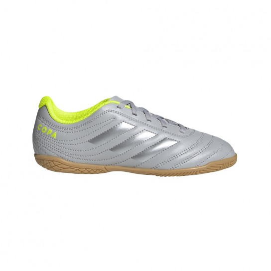 Adidas Copa 20.4 In J - Cinzento