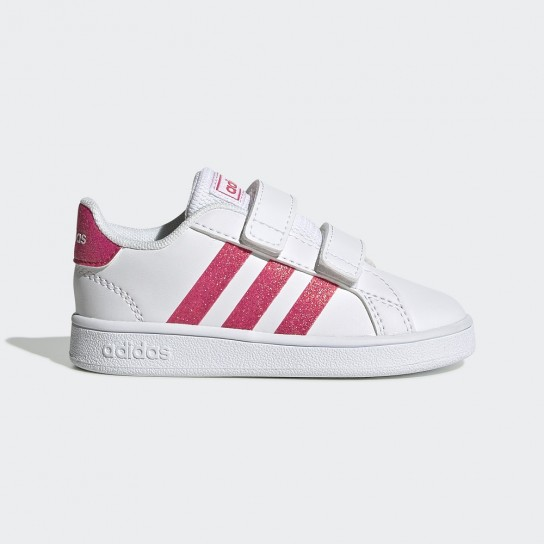 Adidas Grand Court Inf - Rosa