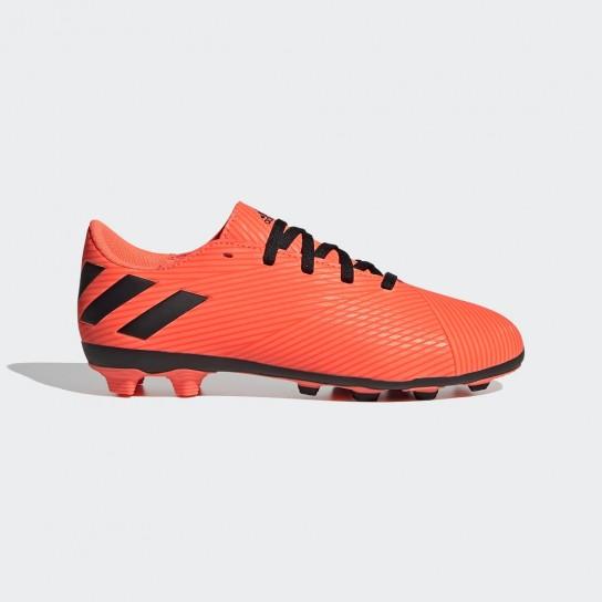 Adidas Nemeziz 19.4 Fxg J - Vermelho