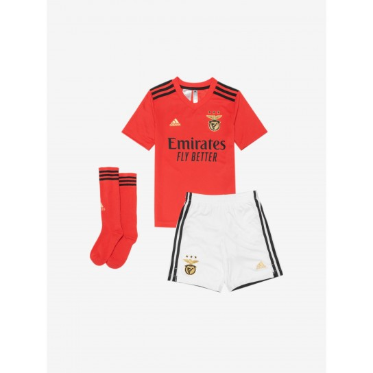 Kit Junior principal do Sport Lisboa e Benfica Adidas - 2020/2021
