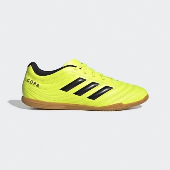 Adidas Copa 19.4 In - Amarela/Preta