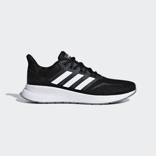 Adidas Runfalcon W - Preto/Branco