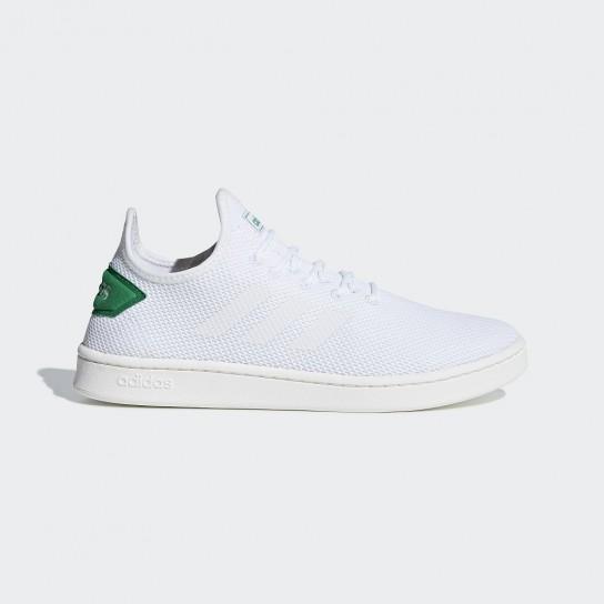 Adidas Court Adapt - Branco/Verde