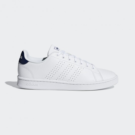 Adidas Advantage - Branco/Azul