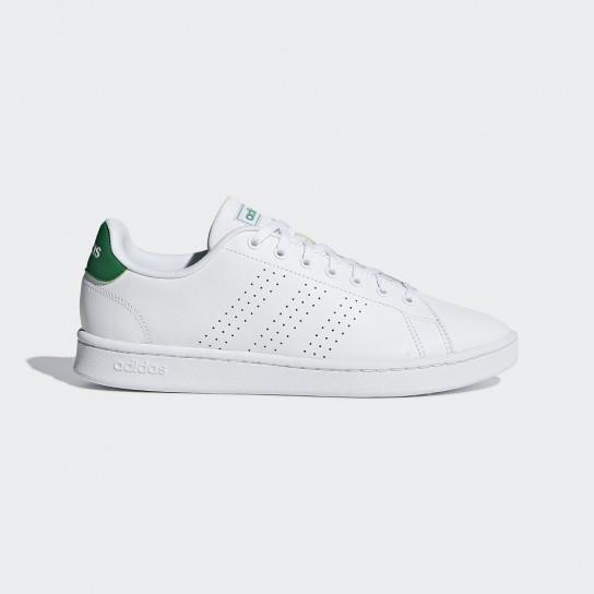 Adidas Advantage - Branco/Verde
