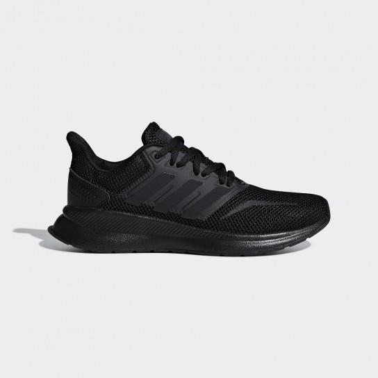 Adidas RunFalcon K - Preta