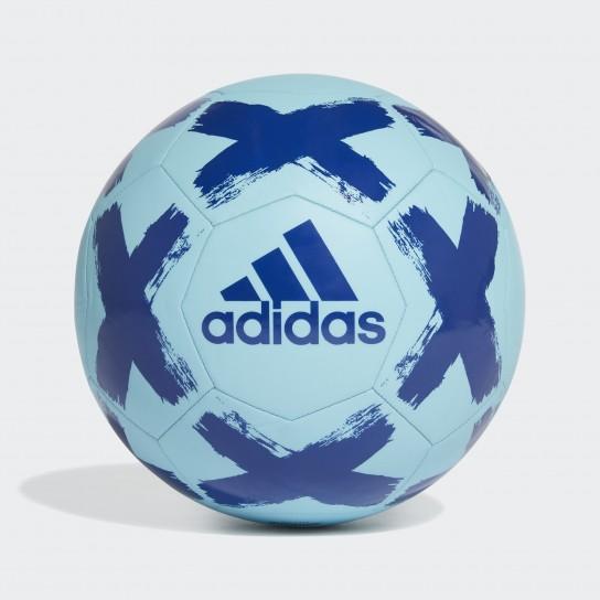 Bola Futebol Adidas Starlancer Club - Azul