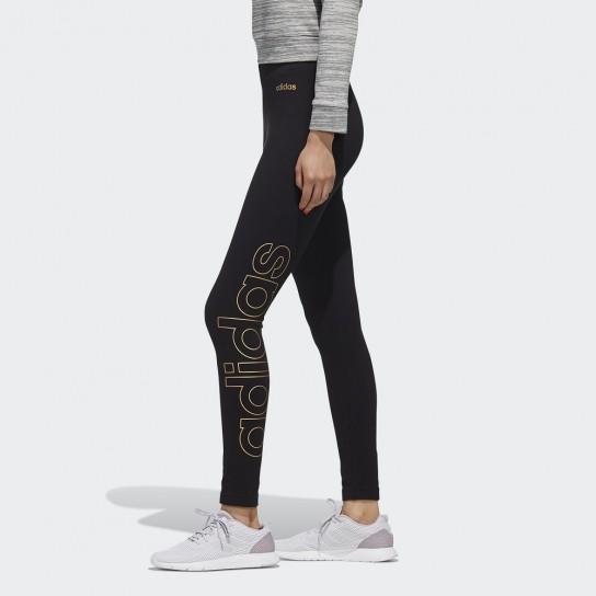 Legging Adidas Essentials Branded - Preto