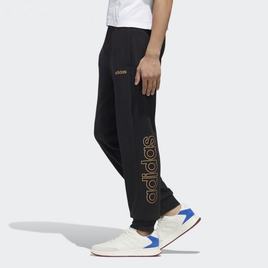 Calça Adidas Essential Branded - Preto
