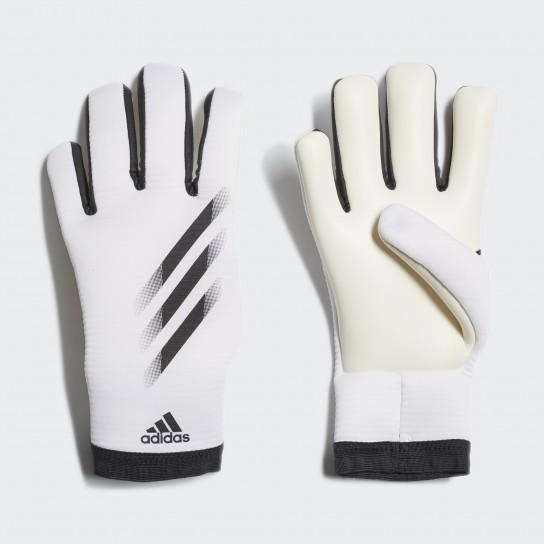 Luvas guarda redes Adidas X Training Júnior - Branco