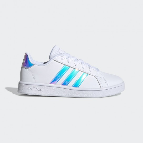 Adidas Grand Court K - Br/Hgf