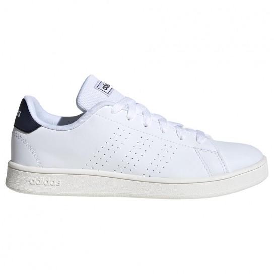 Adidas Advantage K - Branco/Azul