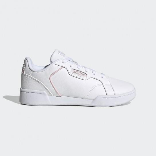 Adidas Roguera J - Branco/Rosa