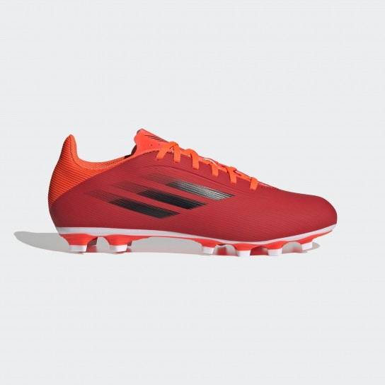 Adidas X Speedflow .4 FxG - Vermelho