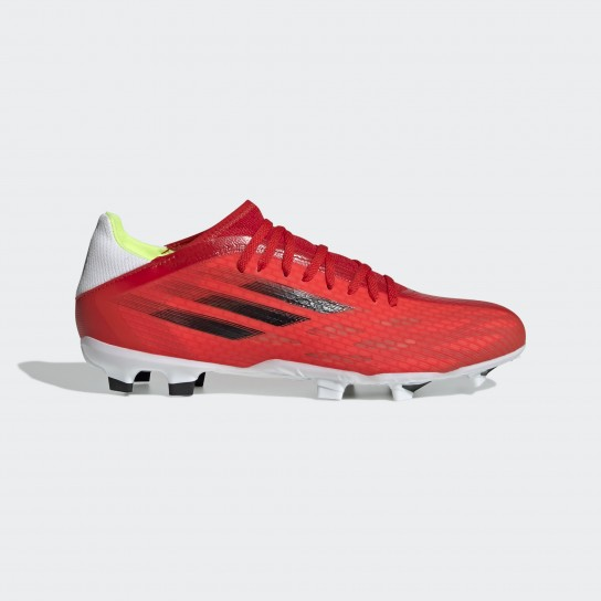 Adidas X Speedflow .3 FxG - Vermelho