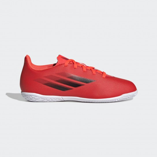 Adidas X Speedflow .4 In Jr - Vermelho