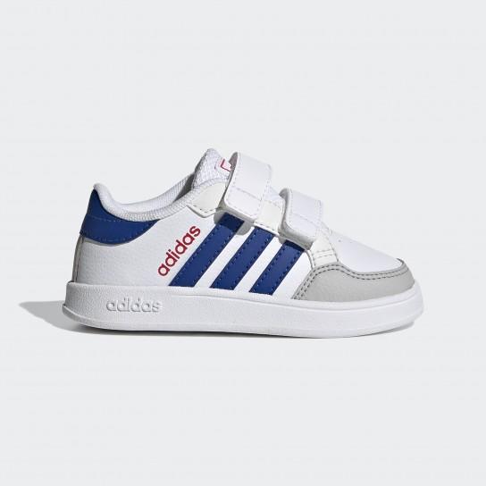Adidas Breaknet Inf - Branco