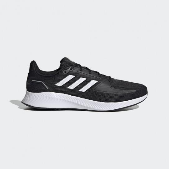 Adidas Runfalcon 2.0 - Preto/Branco